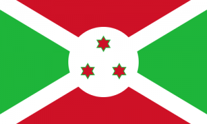 National Flag of Burundi