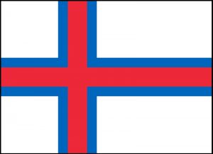 faroe island flag