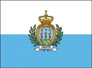 National Flag of San Marino