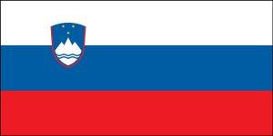 National Flag of Slovenia