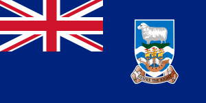 falkland island flag