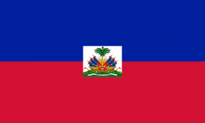 falgs of haiti