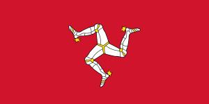 national flag of Isle of Man