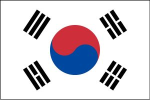 national flag of south korea