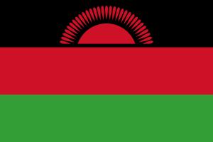 National flag of Malawi