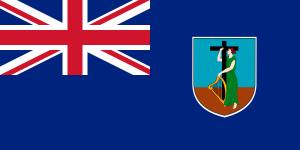 national flag of Monserrat