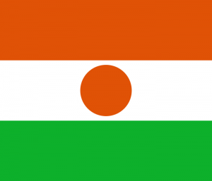 National flag of Niger