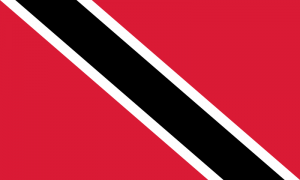 National Flag of Trinidad & Tobago
