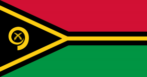 National Flag of Vanuatu