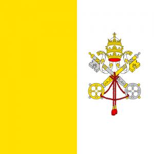 National Flag of Vatican City